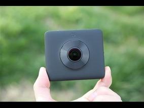 Câmera Xiaomi Mi Sphere 4k 360° Original