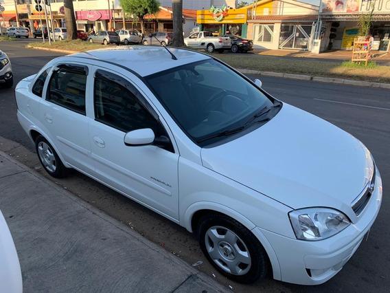 Gm Corsa Sedan 1.4 Premium, Completo, Veículo Bem Conservado