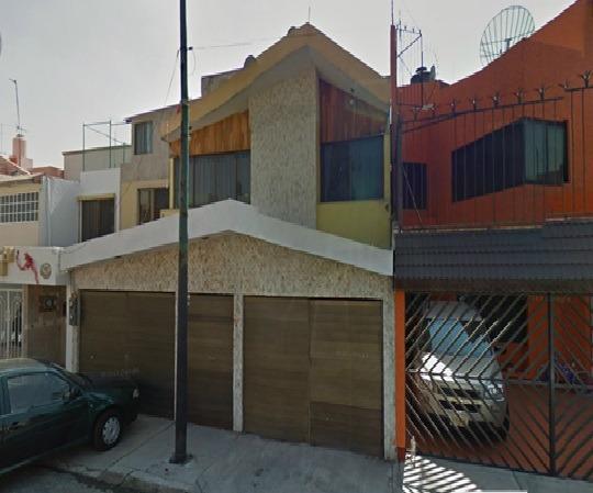 Remate Bonita Casa, San Juan De Aragón Aprovecha
