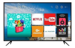 """Smart TV Hitachi 4K 65"""" CDH-LE654KSMART18"""