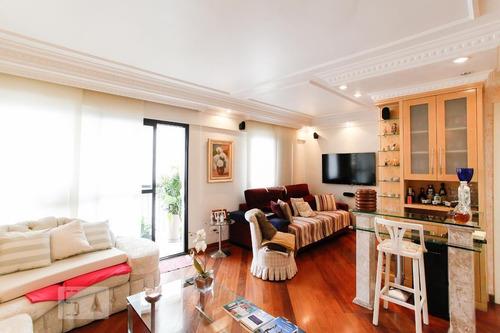 Apartamento À Venda - Vila Mascote, 3 Quartos,  125 - S893101284