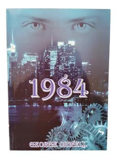 Libro 1984 - George Orwell - Nuevo