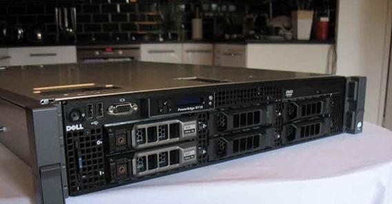 Dell Poweredge R710 - Virtualização É Com Ele!!!