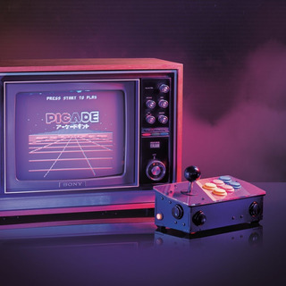 Consola Retro, Videojuegos, Picade, Retropie, Raspberry