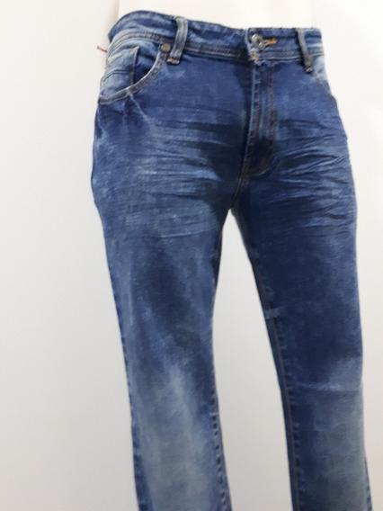 Pantalón Collors Couture Mez Corte Semi Recto Strech 3305