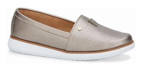 Zapato Dama Confort 100% Piel Doble Ancho 2701769