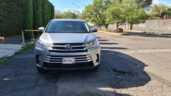 Toyota Highlander 2017 3.5 Le At