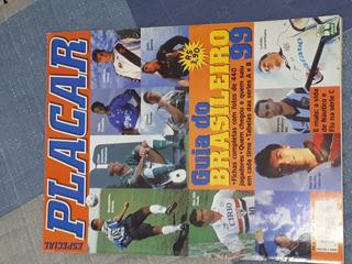 Revista Placar - Guia Do Brasileirão 99