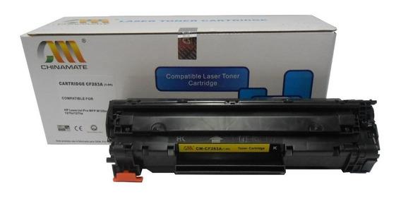 Lote Contendo 50 Toner Compatível Modelo Cf283