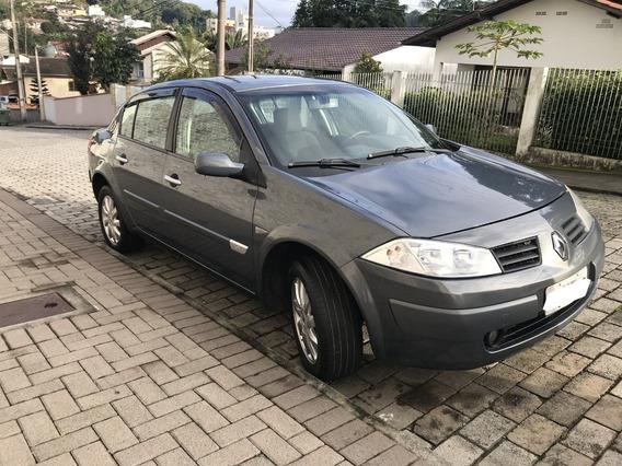 Renault Megane Sedan Expression Hi Flex 1.6 16v Completo