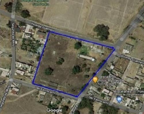 Imagen 1 de 6 de Terreno En Venta Barrio  De San Marcos, Zumpango En Barrio De San Marcos