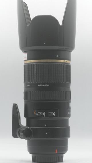 Tamron 70-200mm F/2.8 Para Canon