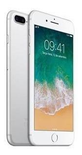 iPhone 7 Plus 32gb Tela Hd 5.5 Mnqn2bz Prata