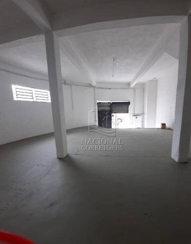 Salão Para Alugar, 80 M² Por R$ 2.000,00/mês - Parque Capuava - Santo André/sp - Sl0963