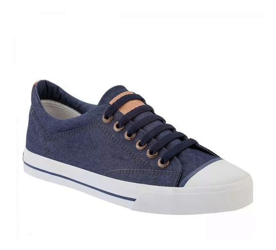 Zapatillas Topper Profesional Denim Jean (9900)