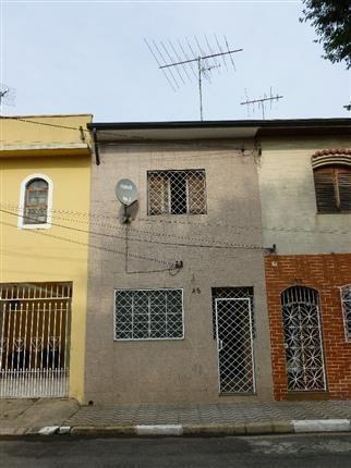 Sobrado Em Brás, São Paulo/sp De 120m² 2 Quartos À Venda Por R$ 395.000,00 - So90624