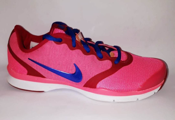 Tenis Nike In-season Tr 4 Rosa Pink Original