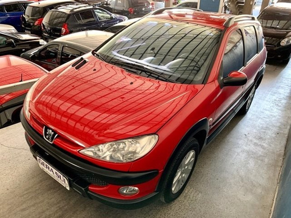 Peugeot 206 1.6 Escapade Sw 16v Flex 4p Manual