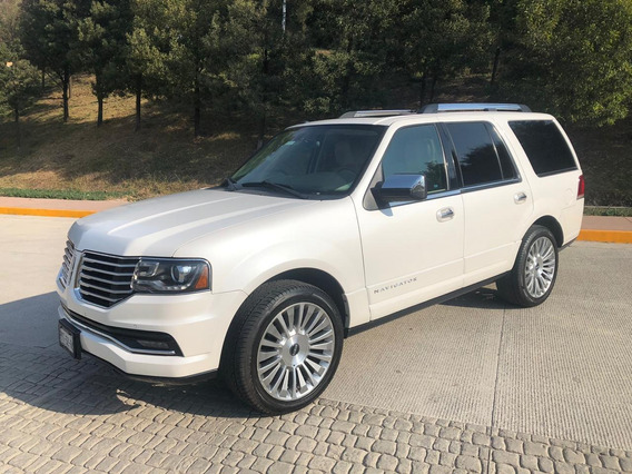 Lincoln Navigator 3.5 Reserve V6 T 4x4 At 2015