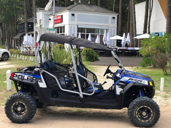 Polaris 800 Rzr 4 Plazas Robby Gordonedition