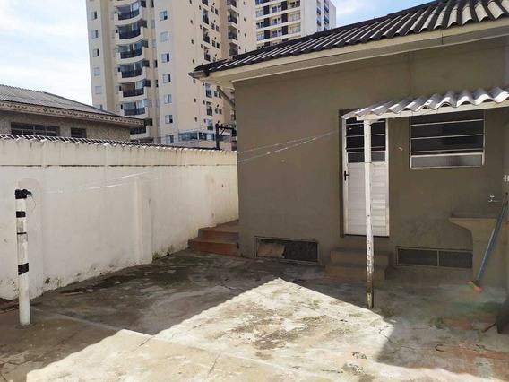 Casa Comercial Em São Paulo - Sp - Ca0370_prst