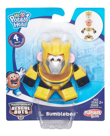 Señor Cara De Papa Transformers Playskool Assortment Hasbro