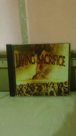 Cd Living Sacrifice - Living Sacrifice (1991/1999)