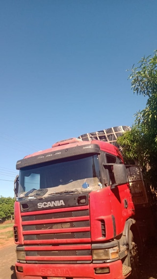 Scania R124 360 6x2 2002 (vt)