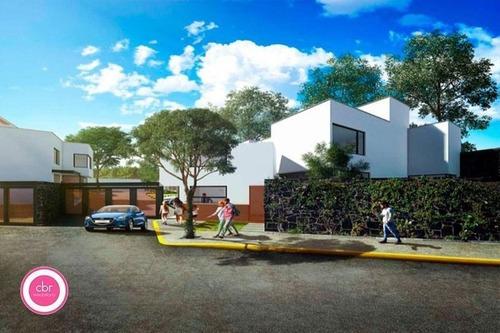 Casa Condominio Venta, Spazio Coyoacan Ii, La Candelaria