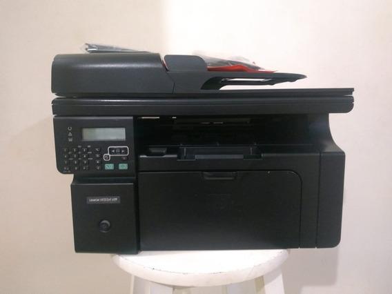Impressora Multifuncional Hp Laserjet M1212nf+toner