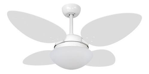 Ventilador Volare Branco Vr42 Petalo Branco 127v 63097