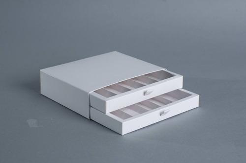 Imagen 1 de 3 de Caja Cajonera 50 Bombones 1/2kg (x 25 U.) - 084b Bauletto