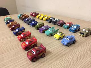Disney Cars Mini Racers - Mcqueen