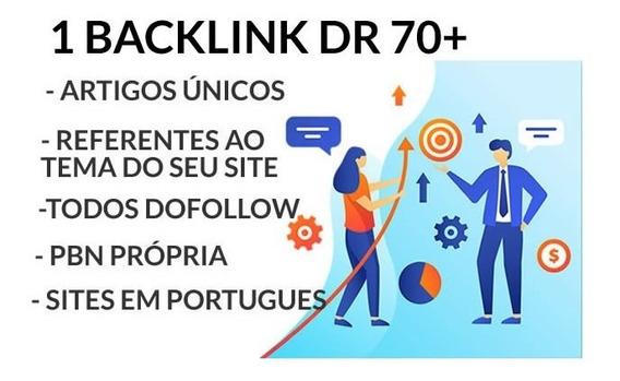Comprar 1 Backlink Brasileiro Monstruoso Dr 70+