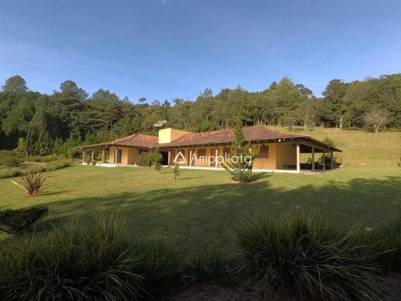 Chácara À Venda, 20923 M² Por R$ 1.300.000,00 - Caraguatá - Quatro Barras/pr - Ch0048