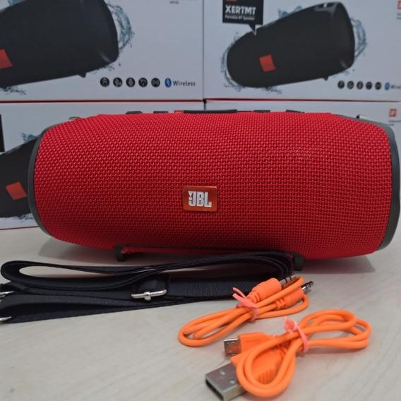 Caixa De Som Xtreme Mini Bluetooth - Sd - Fm - Pendrive