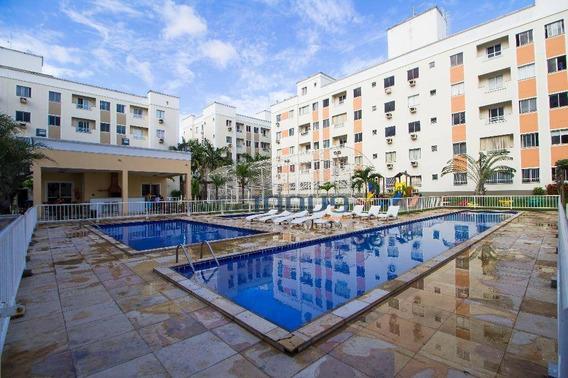 Apartamento Com 2 Dormitórios Para Alugar, 48 M² Por R$ 1.000/mês - Maraponga - Fortaleza/ce - Ap1116