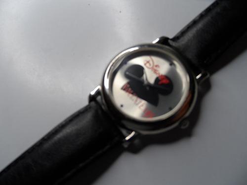 Relógio Mickey Disney Parks Análogo Caixa 32mm Original