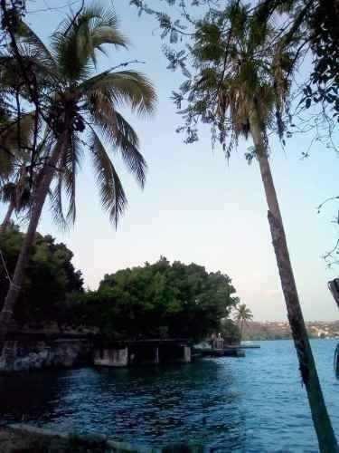 Tequesquitengo Único Terreno 16,858 Mts2 A Orilla Del Lago!!
