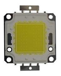 2x Super Power Led 50w Branco Frio [chip] - 50w 6000-6500k