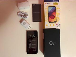 Lg Q6 Plus. Nuevo!