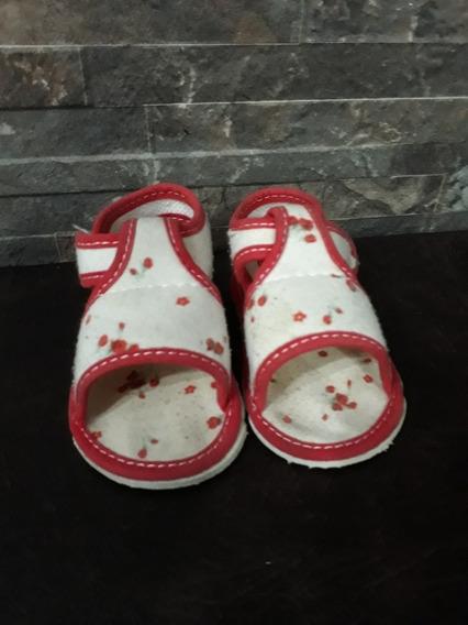 Sandalias Floreadas Para Nenas