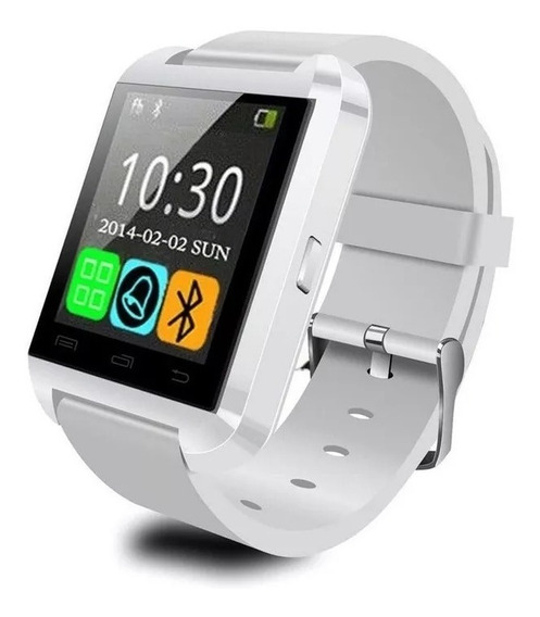Reloj Inteligente Smartwatch U8 Solo Android Whatsapp