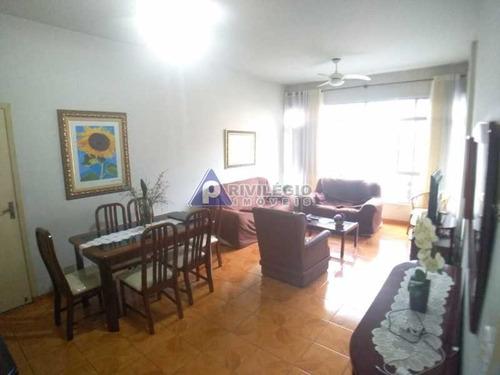 Imagem 1 de 21 de Apartamento À Venda, 3 Quartos, 1 Vaga, Copacabana - Rio De Janeiro/rj - 18640