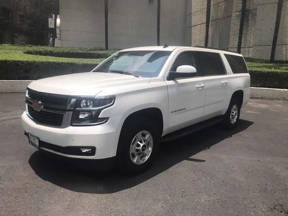 Chevrolet Suburban Blindada Nivel 3