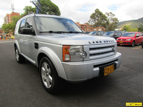 Land Rover Discovery 3 Hse At 4000