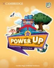 Imagen 1 de 2 de Power Up  Start Smart- Activity Book Kel Ediciones