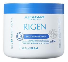 Alfaparf Rigen Milk Protein Plus Real Cream Máscara 500g Blz