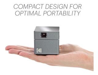 Mini Proyector Kodak Cubo 1080p