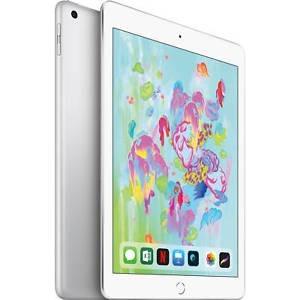 Apple iPad 6th Geração 128gb Mr732cl/a 9.7 8mp/1.2mp Prata